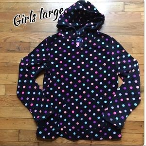 Girls large sweater